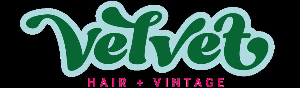 Velvet Hair & Vintage